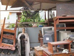 Recogida de muebles antiguos